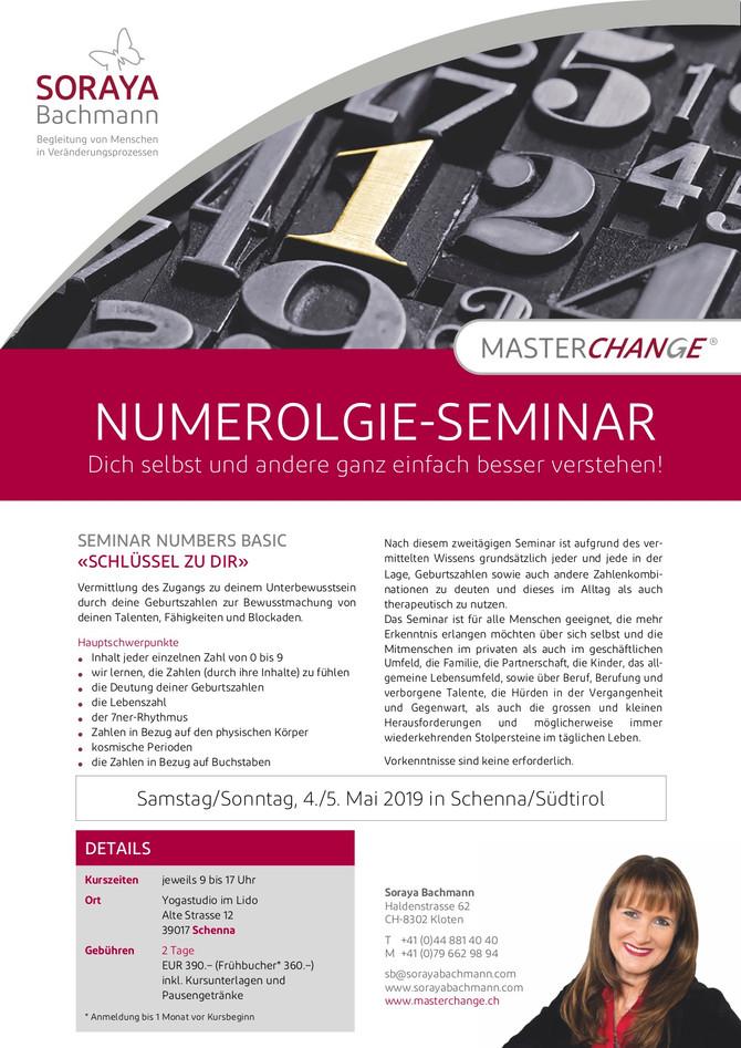 Numerologie Seminar