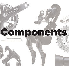 bike components,shimano, SRAM, campagnolo, di2, etap, brakes, bottom bracket, cassette, chain, cranks, stem, handle bars, bar tape