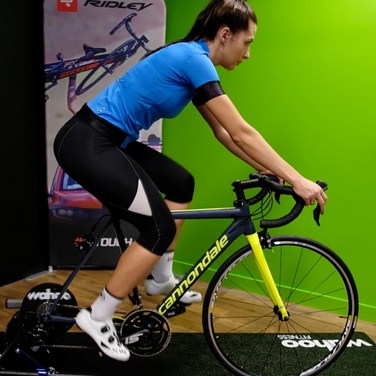 Bike fit result