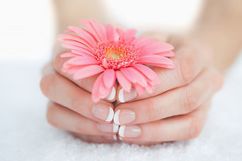 french-manicured-hands-holding-flower_13