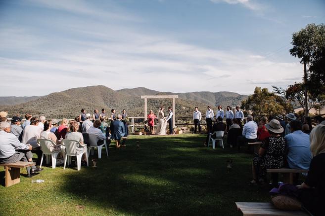 Simon & Kyanna - Ceremony
