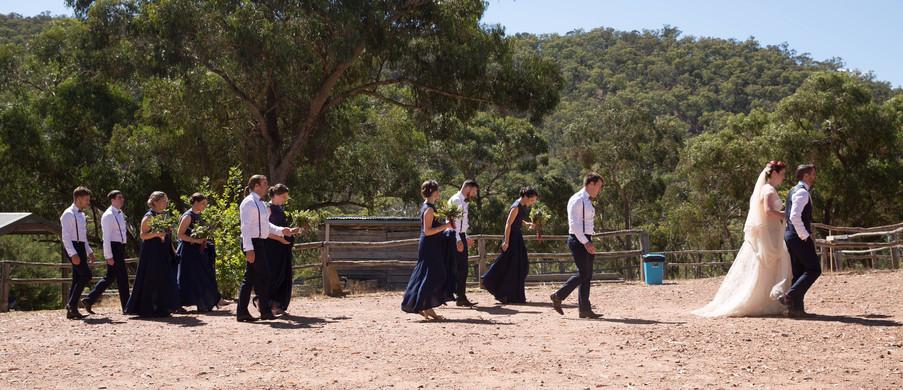 Simon & Kyanna - Wedding Party 2