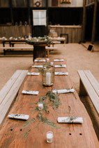 Matt & Bryona - Tables