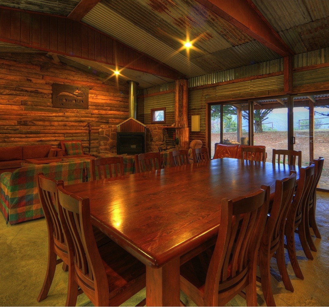 The Stables - Dining Room