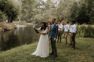 Matt & Bryona - Lakeside