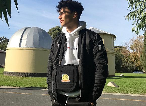 Shoulder Bag - Ghostmoon (Black) BUY ONE, GET ONE FREE!