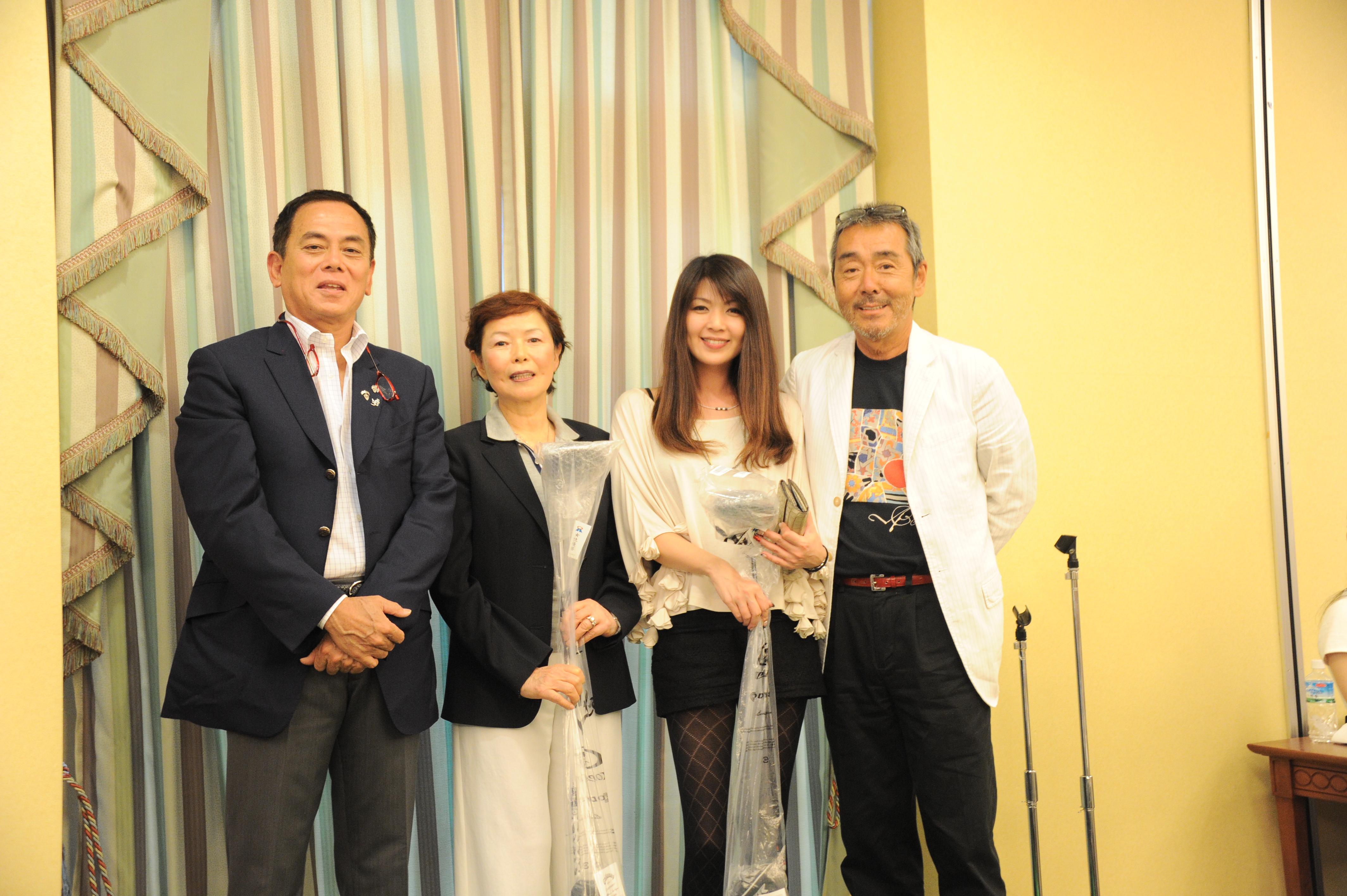 第4回チャリティーゴルフコンペ at 太平洋クラブ成田コース