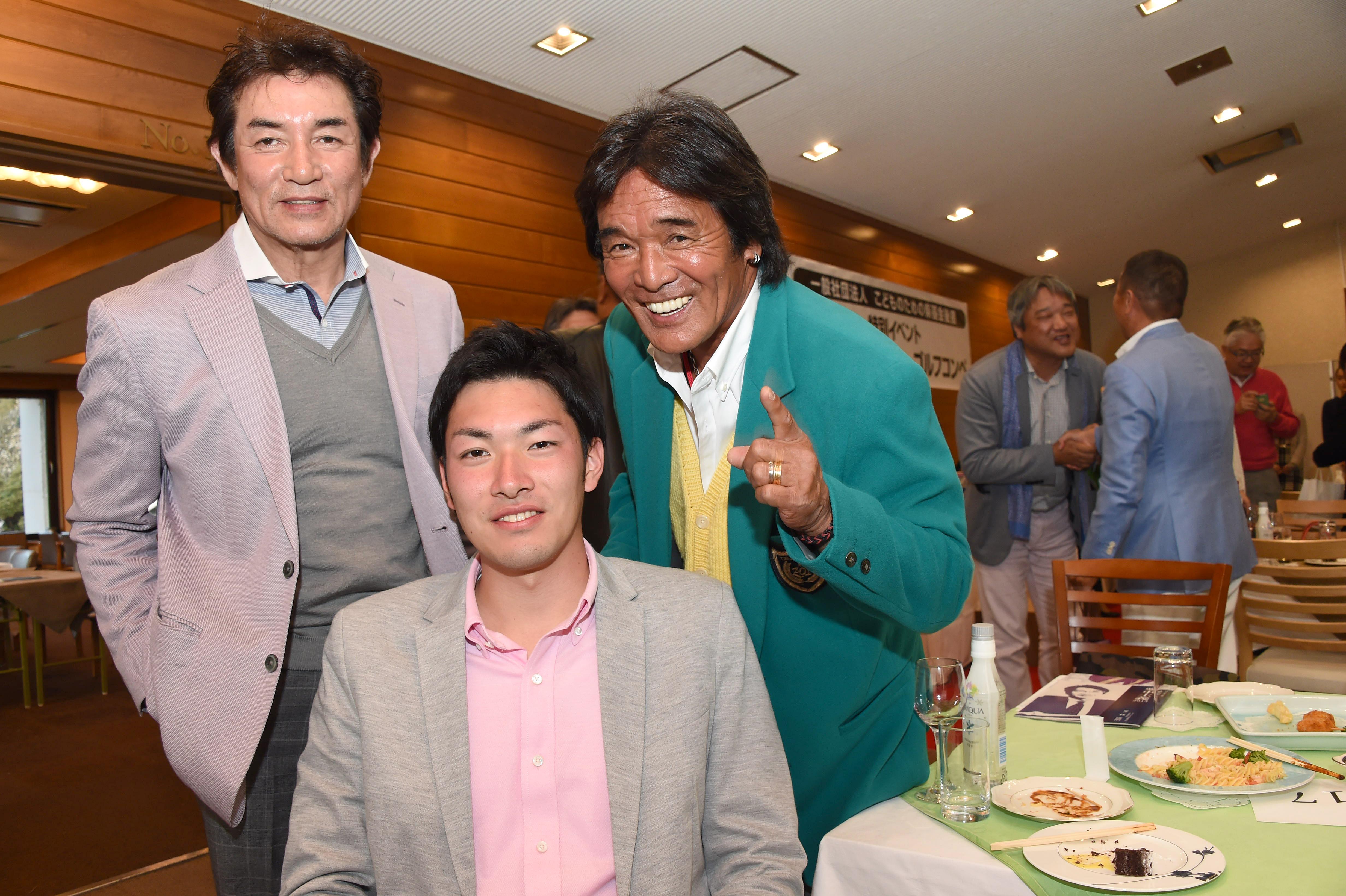 第8回チャリティーゴルフコンペ at 泉カントリー倶楽部