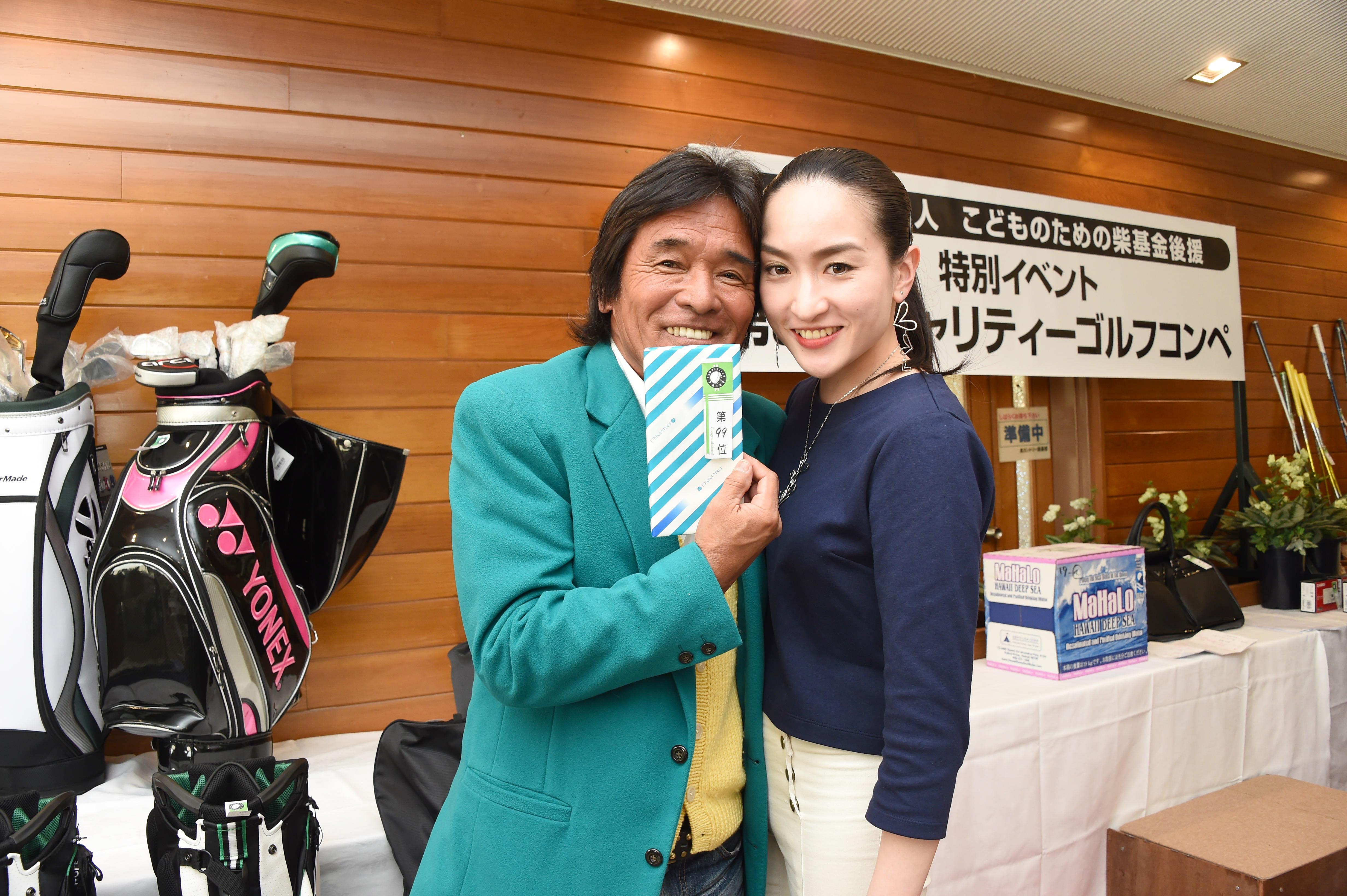 第8回チャリティーゴルフコンペ at 泉カントリー倶