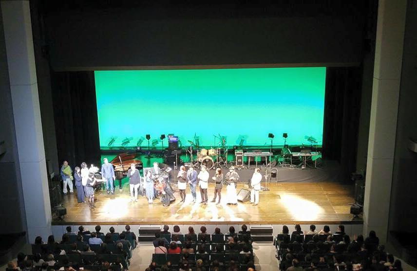 第9回チャリティコンサートat Bunkamura シアターコクーン