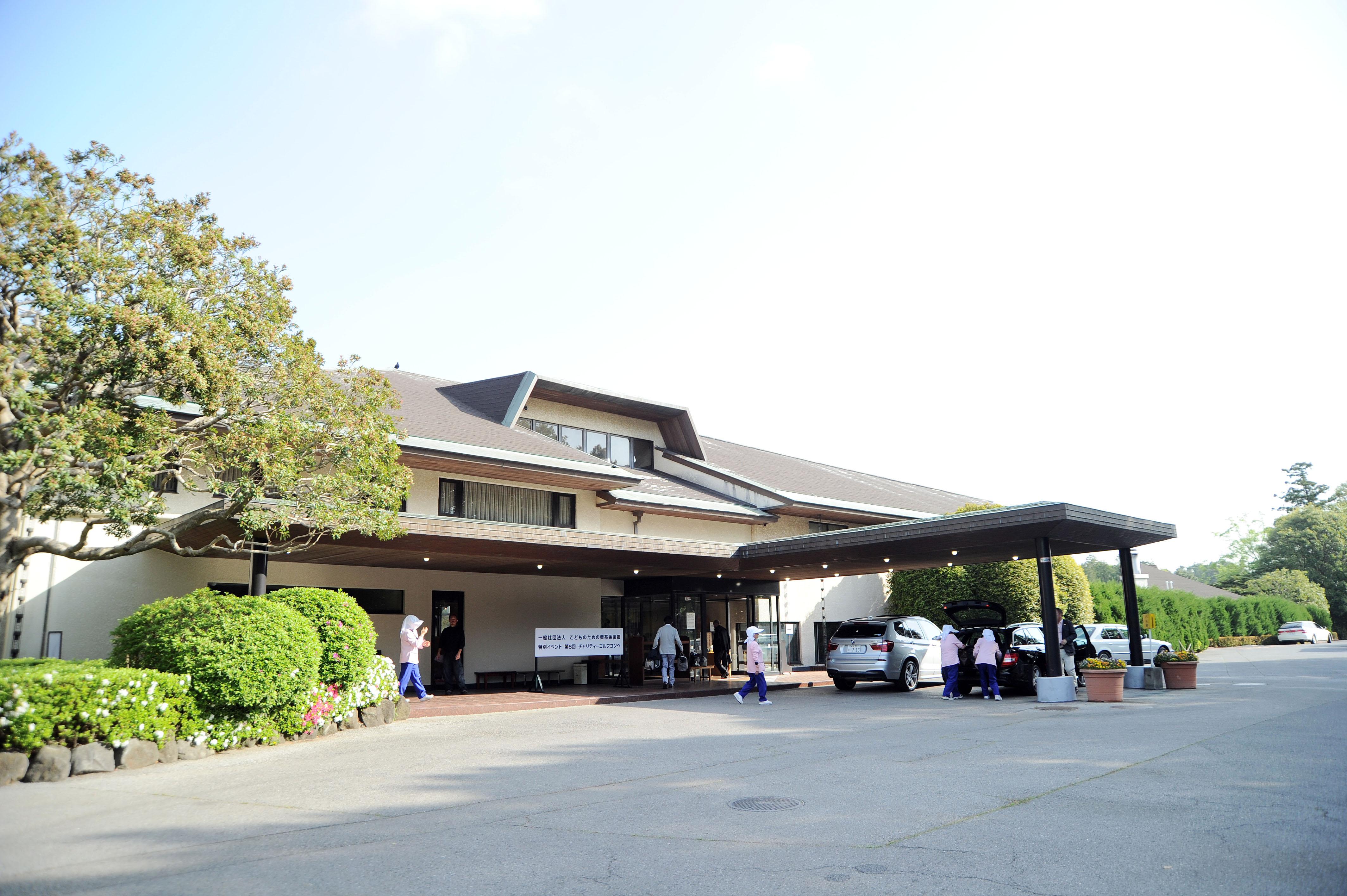 第6回チャリティーゴルフコンペ at 泉カントリー倶楽部