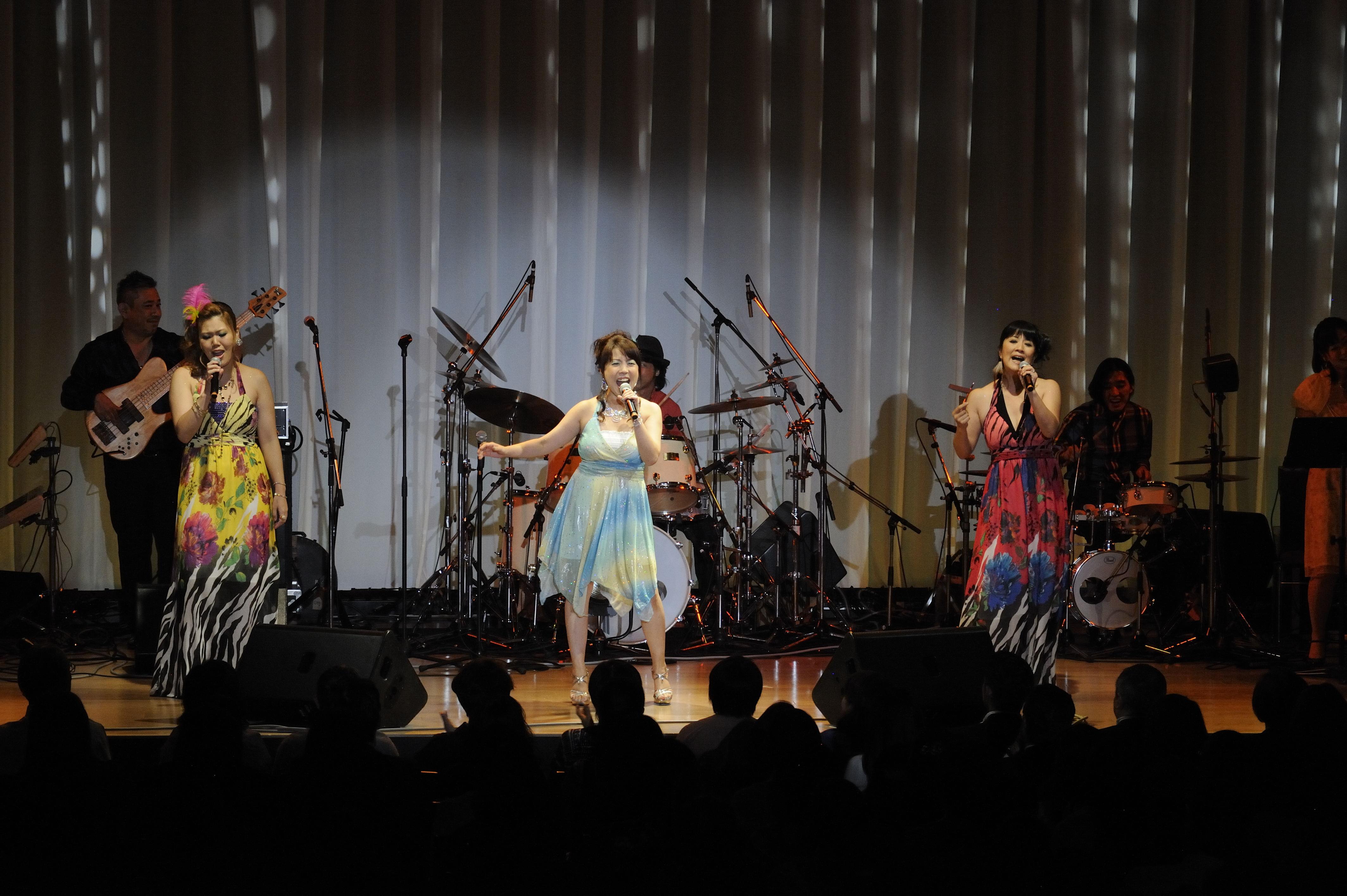 深山健太郎& Friends featuring 浅野孝已
