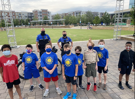 Bicycle safety with SSPD