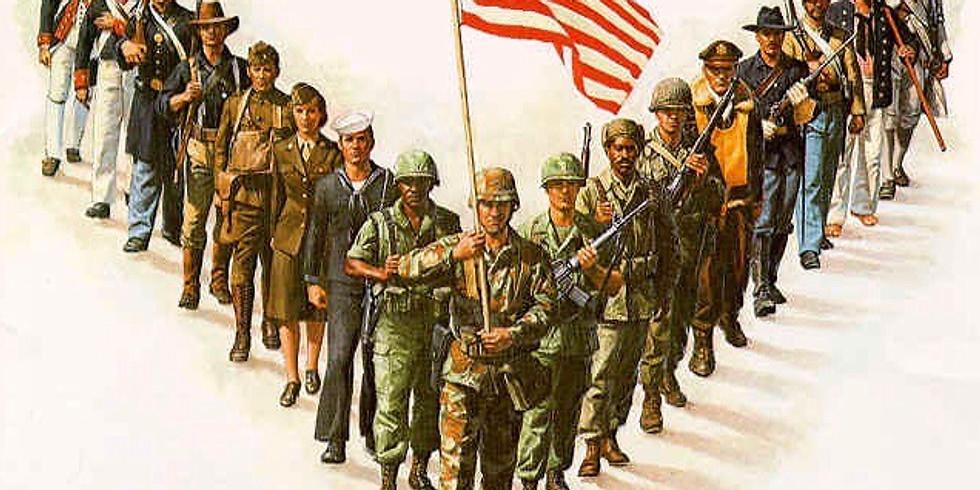 November Pack Meeting-Veterans Day 11/11