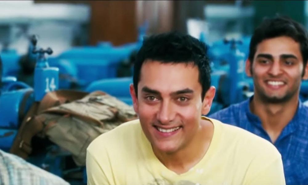 Ranchoddas Shamaldas Chanchad aka Phunsukh Wangdu aka Rancho Played by Aamir Khan in 3 Idiots