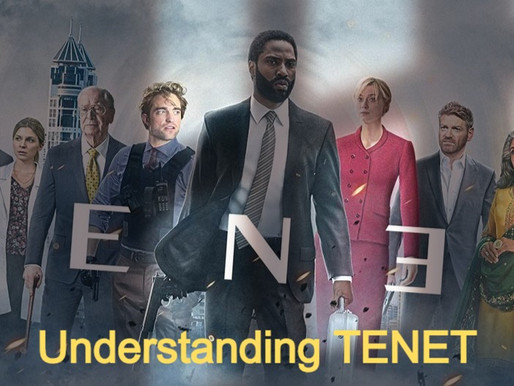 Top 10 people who can help us understand Tenet, a Christopher Nolan movie