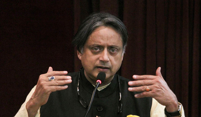 The charming Shashi Tharoor