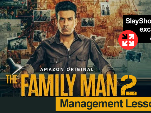 20 Management Lessons From The Family Man 2