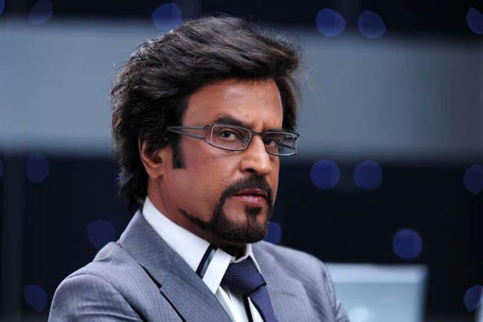 Dr. Vaseegaran, (played by Rajinikanth) in Enthiran