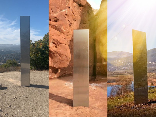 Top 10 Witty & Hilarious Memes tweeted by Brands on the Mysterious Metallic Monolith