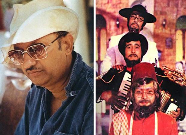 Amar Akbar Anthony, by Filmmaker Manmohan Desai aka Manji