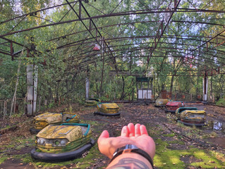 My Trip To The Most Radioactive Place On Earth; Chernobyl