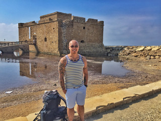 Alone In The Middle East. Nope, Not To Join ISIS, But For A Vacation.