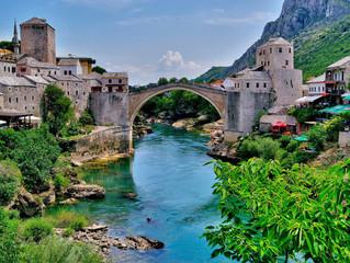 Singaporeans Abroad - Exotic Europe Series (3) Bosnia & Herzegovina - Mostar