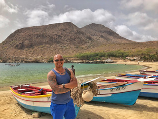 "No not Cape Town. I'm recommending Cape Verde, the ""Jewel of West Africa"""