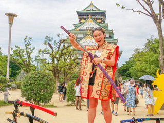 A Girl's Solo Trip. 10 Days in Kyoto, Osaka & Tokyo @$1.2k Nett! (Including AirTickets)
