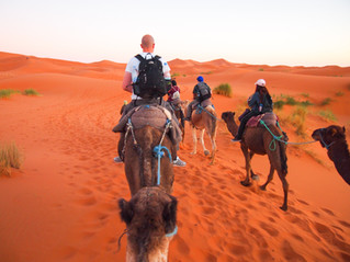 Singaporeans Abroad - African Adventure Series (1.2) Morocco - Atlas Mountains, Ouarzazarte, The Sah