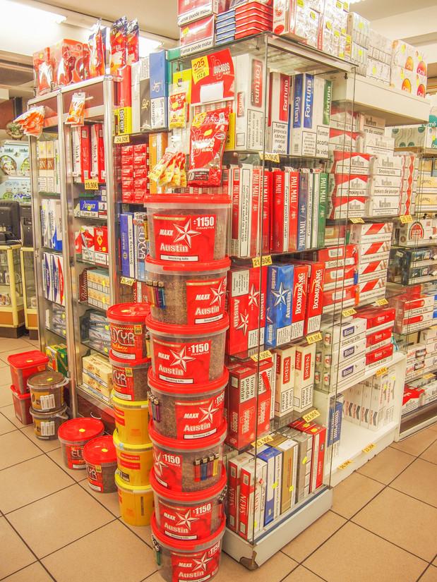Cigarettes R1 buy ers