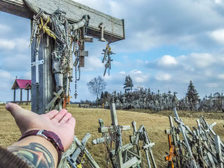 The Hill Of Crosses - Eerie Or Holy? You Be The Judge