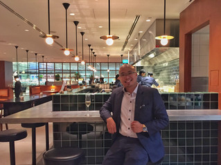 Relaxing, Homely, & Spacious. Cathay Pacific's New Lounge @ Changi Airport Terminal 4: Revie