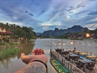 So you've visited most of South-East Asia? Well, I bet you forgot about LAOS.