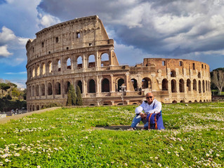 I Had A 24 Hr Layover In Italy During The Coronavirus Outbreak. Here's What That was Like.