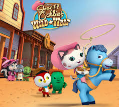 Kids TV Review: Sheriff Callie's Wild West