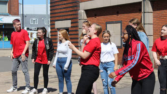 Walsall Youth Voice – Your Voice Now & Youth Ambassadors