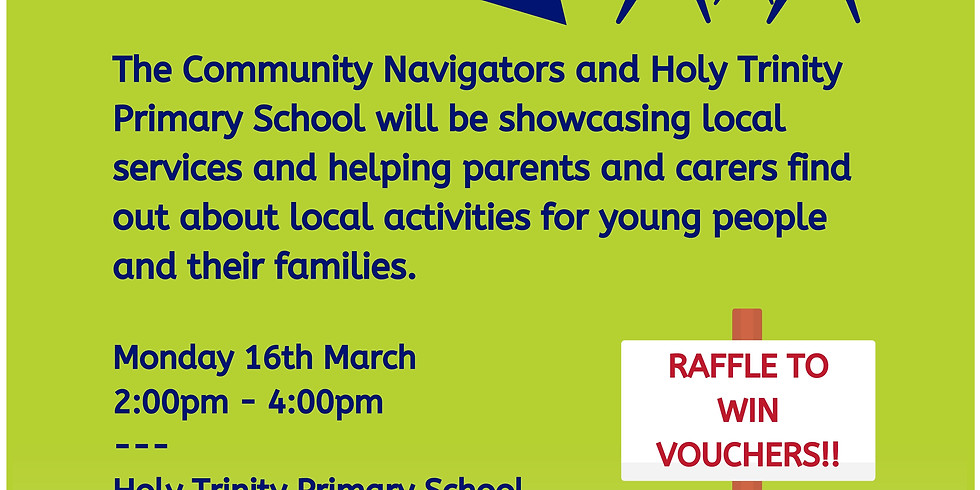 Health and Wellbeing Event by YMCA Community Navigators