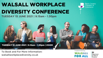 Walsall Workplace Diversity Conference
