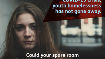 Could you help prevent youth homelessness in the midst of COVID-19? Guest post from YMCA Open Door