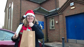 A Christmas Blessing for Walsall's Places of Welcome
