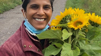 Black History Month Community Spotlight - Jaishree Patel