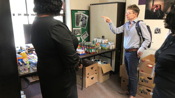Mayor of West Midlands visits Walsall Black Sisters Collective to celebrate Community Weekend