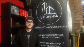 Urban Hax and the Walsall Creative Communities Project