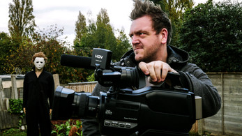 An interview with Walsall's award winning film director, Dave Hastings (part one)