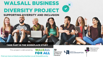 Help shape how businesses respond to diversity and inclusion