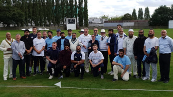 Interfaith cricket match returns to Walsall this September