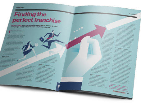 Advice: Finding the perfect franchise