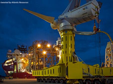 Congratulations Andritz Hydro Hammerfest - First Power Generation for MeyGen